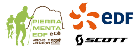 Pierra Menta EDF Eté 2021 Logo